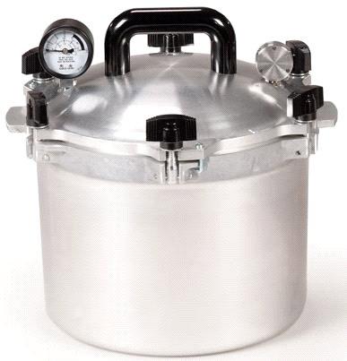 All American 10.5 Quart Pressure Cooker