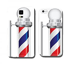 Symbol barber lamp cell phone cover case Apple iPhone 4