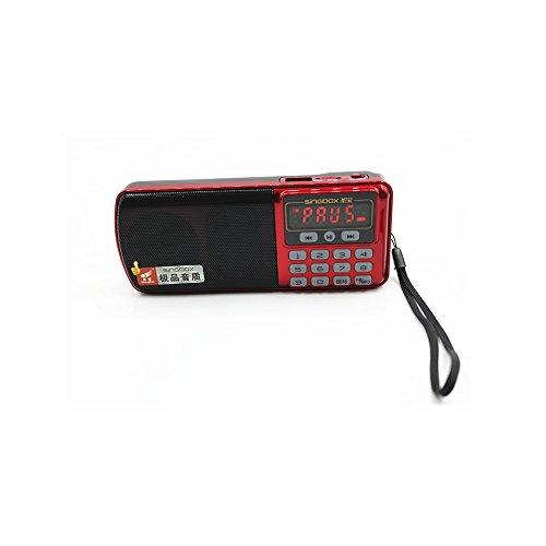 INIL Mini USB Portable FM Radio