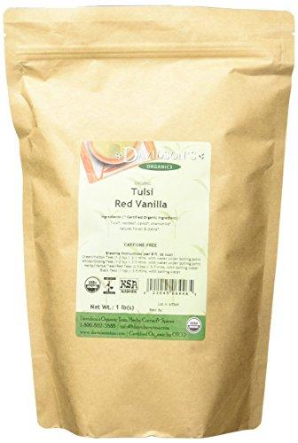Davidsons Tea Organic Tulsi Vanilla product image