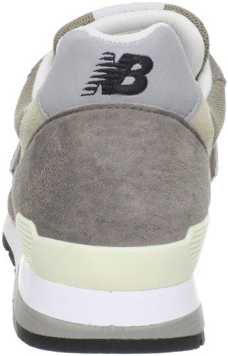 New Balance hombres del m996Sneaker gris