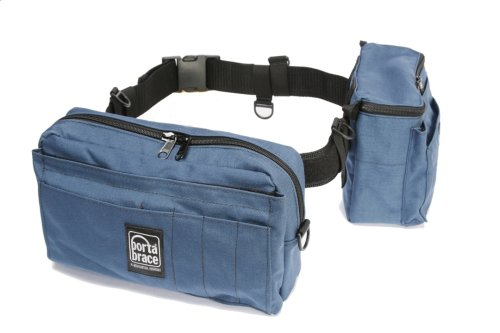 Waist Belt Production Pack - Portabrace BP-2 Waist Belt Production Pack (Blue)