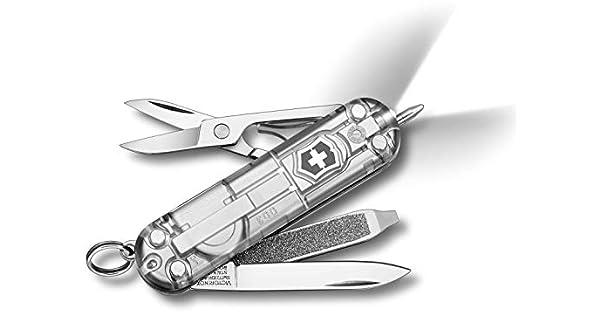 Amazon.com: silvertech, Swisslite, Silber transp. (LED Weiss ...