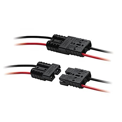 amazon com: minn-kota 1865107 / mkr-20 trolling motor quick connect plug:  computers & accessories