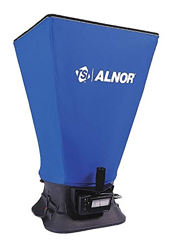 Alnor Air - Tsi Alnor Air Flow Capture Hood, /-3% of Full Scale Accuracy, Hoods Included: 2 ft. x 2 ft. - ABT701