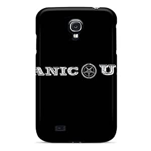 Tough Galaxy ZFKaoGH3804skjdr Case Cover/ Case For Galaxy S4(satanic Unity Banner) by mcsharks