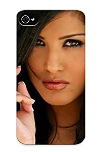 3dfa8f14164 Hotsummer Sunny Leone Durable Iphone 4/4s Tpu Flexible Soft Case With Design
