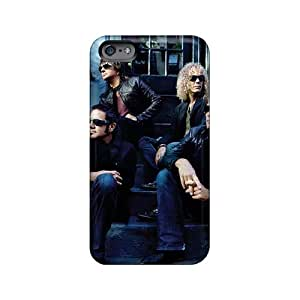 Scratch Protection Hard Phone Case For Iphone 6plus With Support Your Personal Customized Stylish Bon Jovi Pictures AlissaDubois
