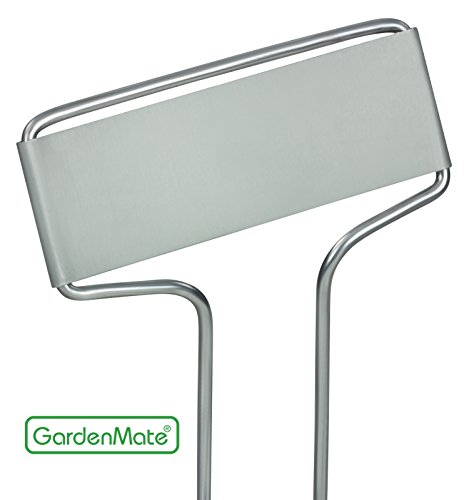 GardenMate 25-Pack 10.5'' Metal Plant Label BANNER by GardenMate
