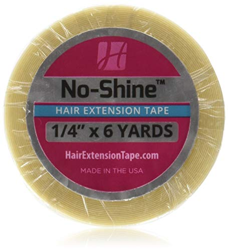 - No Shine Bonding Double Sided Tape Walker 1/4