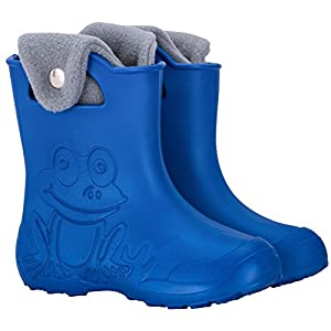 Leon Boots Co. Ultralight Kids Froggy EVA Boots