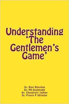 Descargar Bi Torrent Understanding 'the Gentlemen's Game' Leer Formato Epub