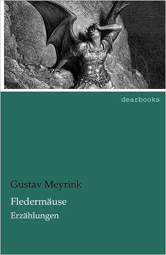 Book Fledermaeuse: Erzaehlungen (German Edition)