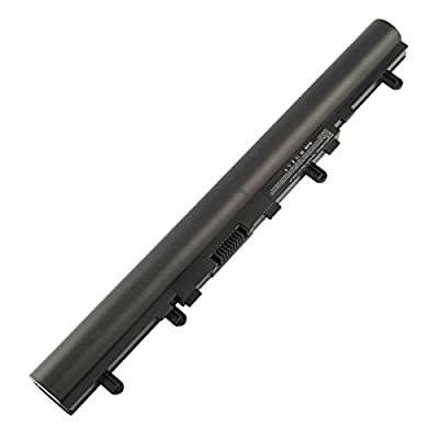 AC Doctor INC Laptop Battery for ACER Aspire V5-431 V5-471 V5-531 V5-571 V5-431G/P V5-471G/P V5-531G/P V5-571G/P, PN: AL12A32, 4ICR17/65, 2200mAh/14.8V/4 Cell by AC Doctor INC