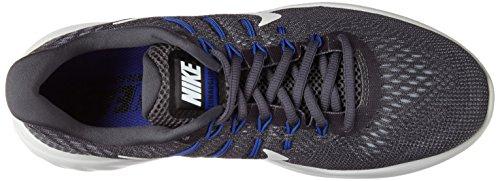 blauw top primitief wolf grijs grijs grijs loopschoenen dk Heren wit med Nike blauw Lunarglide 8 q07FFf