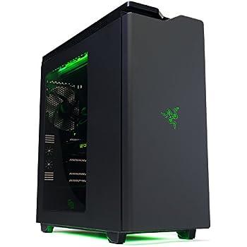 MAINGEAR R1 | RAZER Edition - Stage 3 Tower Desktop(Black/Green)