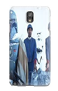 Galaxy Note 3 Case Cover Skin : Premium High Quality Star Wars Tv Show Entertainment Case