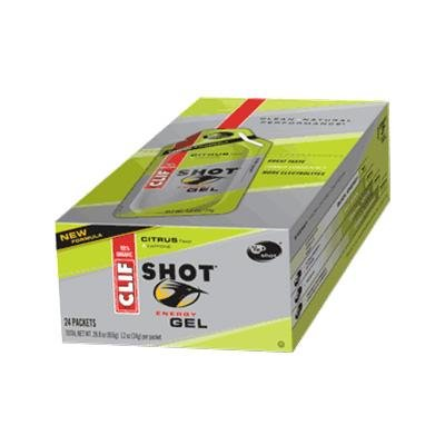 Clif Shot Gel, 24 Count 41XjEN8qQ L
