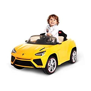 2017-LAMBORGHINI-URUS-12V-Kids-Ride-On-Battery-Powered-Wheels-Car-RC-Remote-SPORTY-YELLOW-Brought-to-you-by-BEST-RIDE-ON-CARS-SMART-DEALS-NOW