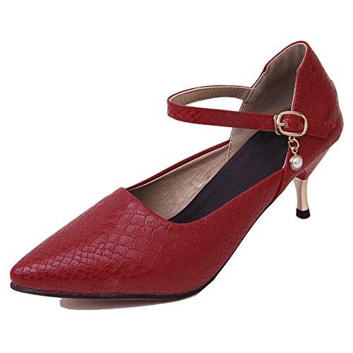 codice leggero scarpe con da da donna e con le primavera sottile la Durante dimensioni il donna autunno e red scarpe w1pWqOX
