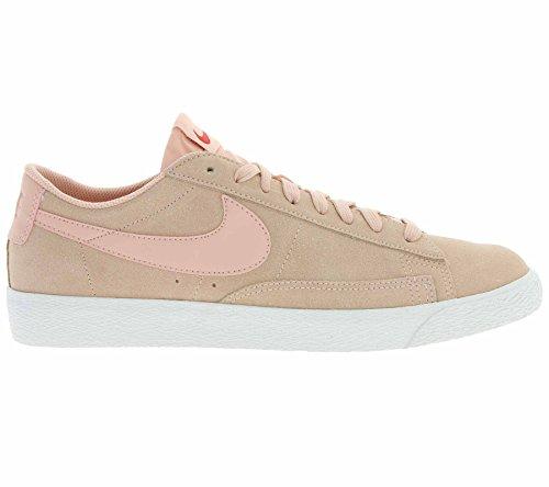 Nike Heren Blazer Lage Skateboarden Schoenen Rosa / Artic Orange / Sail Us 9.5