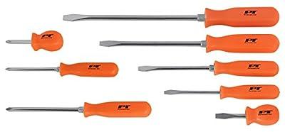 Performance Tool Performance Tool W924 Long Shaft Screwdriver Set, 3-Piece