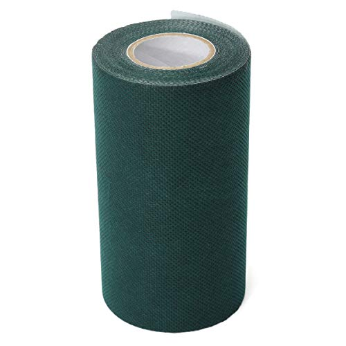 Self-Adhesive Artificial Grass Seaming Tape for Connecting 2 Pieces Synthetic Turf Together, 6 x16.4(15cm5m)