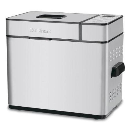 Cuisinart CBK-100 Bread Maker - 2.00 lb Capacity - Silver (Cuisinart 100 Breadmaker compare prices)