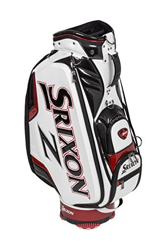 Srixon 2016 Tour Staff Bag, White by (Srixon Tour Bag)