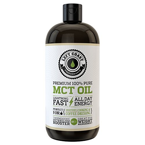 Premium MCT Oil from sustainable Coconuts. Huge 32 Oz. Keto, Easier To Absorb and Digest. Triple Filtered. Independent Quality Testing for every batch. Keto & Paleo Friendly. Packaged in - In Usa Sales Big