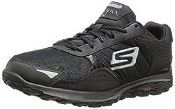 Skechers Performance Women's Go Golf 2 Lynx Golf Shoe, Black/White, 5.5 M US
