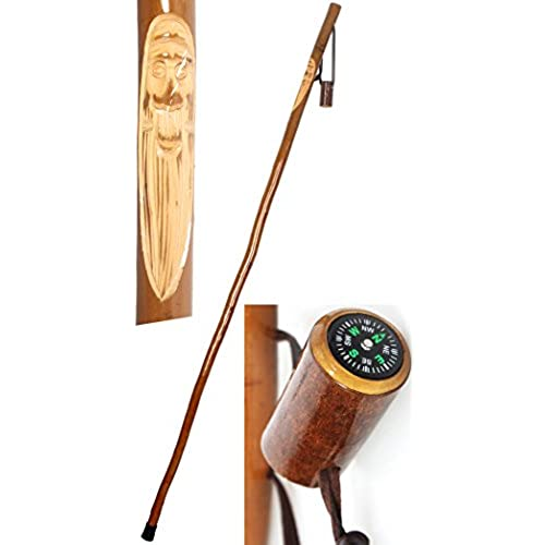 Carved walking cane for Cappottino cane amazon