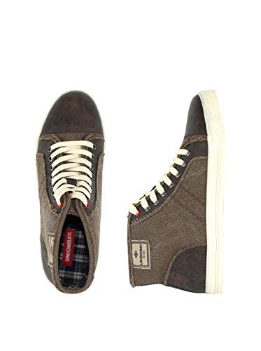 ... Unionbay Menns Denny Sneaker Brun ...