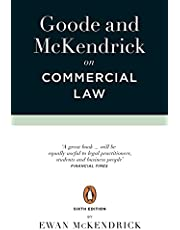 Goode and McKendrick on Commercial Law: 6th Edition