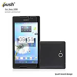 High Transparency Matte LCD Screen Protector for Sony S39h
