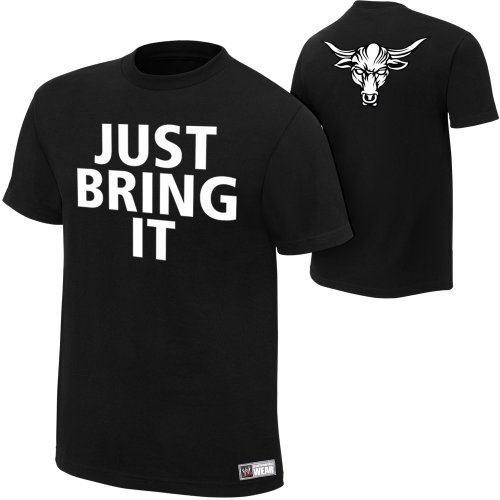 "The Rock ""Brahma Bull"" Jugend Authentic T-Shirt"