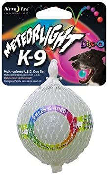 Bola K9 Meteorlight LED: Amazon.es: Electrónica