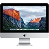 Apple iMac MK442LL/A 21.5-Inch Desktop (Intel i5 Quad-core 2.8GHz, 8GB RAM, 1TB HDD, Thunderbolt,Mac OS X), Silver