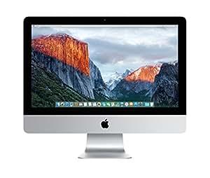 Apple iMac MK442LL/A 21.5-Inch Desktop (Intel i5 Quad-core 2.8GHz, 8GB RAM, 1TB HDD, Thunderbolt,Mac OS X), Silver