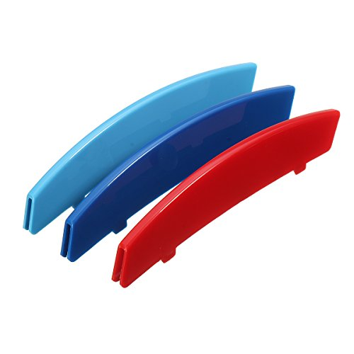 - Car Styling Front Grille Trim Strip Cover For BMW 5 Series E60 04-10