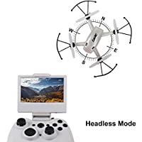 Dazhong L8HF 5.8G FPV Drone 720P Camera Altitude Hold 2.4G 6-axis Gyro RTF RC Quadcopter
