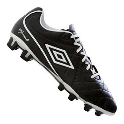 Umbro Speciali 4 Pro Hg Herren Fußballschuhe Black (B/White)