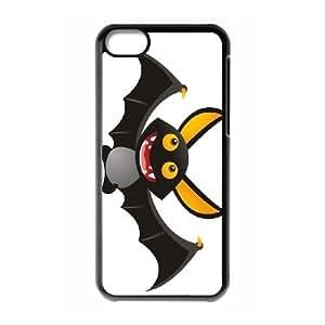 iPhone 5C Phone Case With Batman Pattern