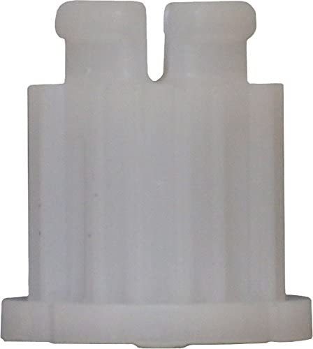 1//2 sanicomfort 1905449 Rastbuchse passenf f/ür Ventil-Oberteil 12,7 mm
