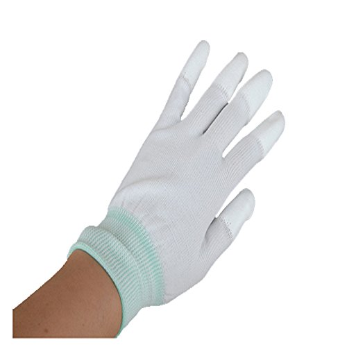 2 Pack of Sewing Gloves Size (Medium), DIY , Clean (Machingers Gloves)