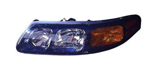 (Depo 336-1109L-AFN Pontiac Bonneville Driver Side Replacement Headlight Assembly (NSF Certified))