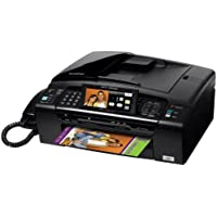 Brother MFC-795CW Inkjet Color Multifunction Centre with Wireless Networking for the Office/Home Office