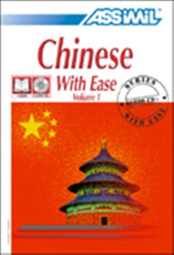Assimil Language Courses: Chinese with Ease Book and 4 audio