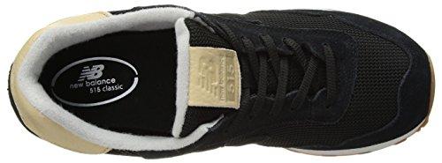 discount big sale New Balance Men's 515V1 Sneaker Black/Bone clearance original discount great deals free shipping for nice mLAU3LZr