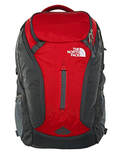 Shot Laptop Backpack - The North Face Big Shot Backpack TNF Red/Asphalt Grey